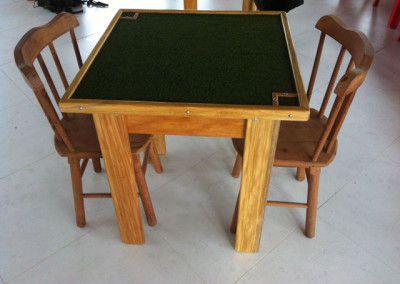 Mesa de Dominó A