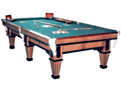 Mesa de Snooker Modelo Centenário