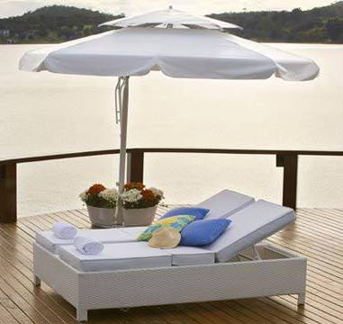 CHAISE DUPLA RECLINAVEL